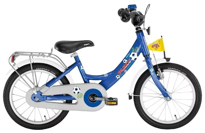 Детский велосипед Puky ZL 16-1 Alu