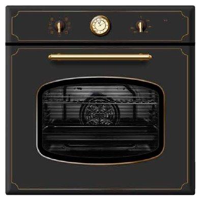 Духовой шкаф MONSHER MBO 65M90M3 CB BK