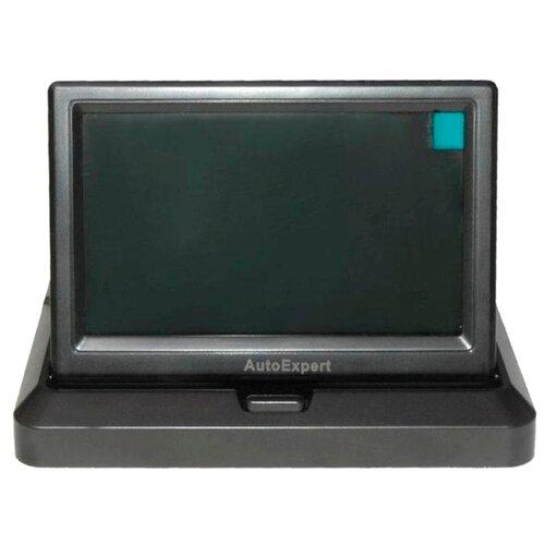 Автомобильный монитор AutoExpert DV-250 автомобильный монитор autoexpert dv 200