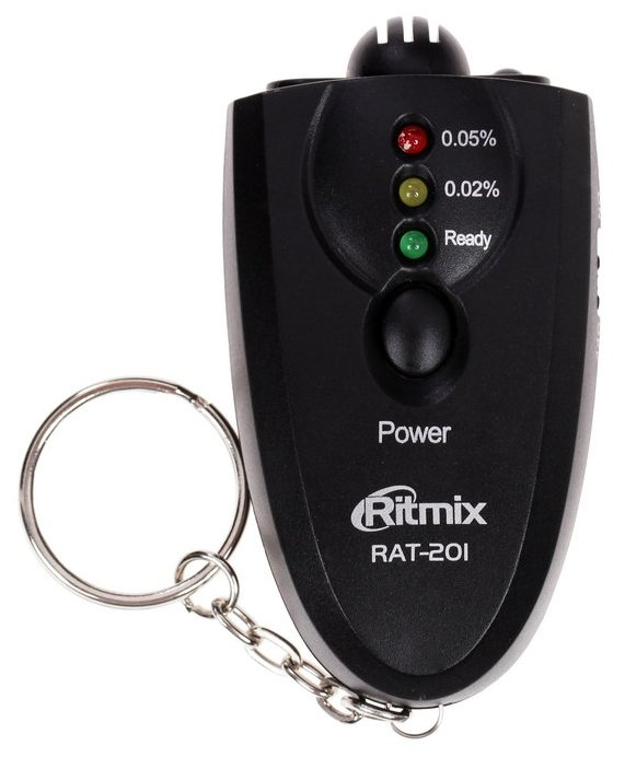 Алкотестер Ritmix RAT 201