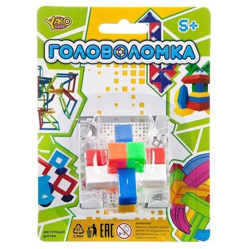 Купить Головоломка Yako Бруски (M6230) разноцветный, Головоломки