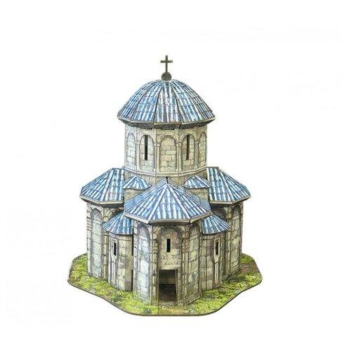 Сборная модель Умная Бумага Церковь Кветера (323) 1:87 сборная модель умная бумага двухосная цистерна 25 м3 нефть черная 386 2 1 87