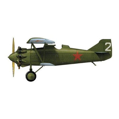 Купить Сборная модель ZVEZDA Советский истребитель АНТ-5 (И-4, И-42) (7271) 1:72, Сборные модели