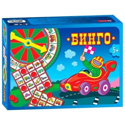 Настольная игра Дрофа-Медиа Бинго. Машинки