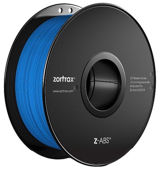 Z-ABS пруток Zortrax 1.75 мм синий