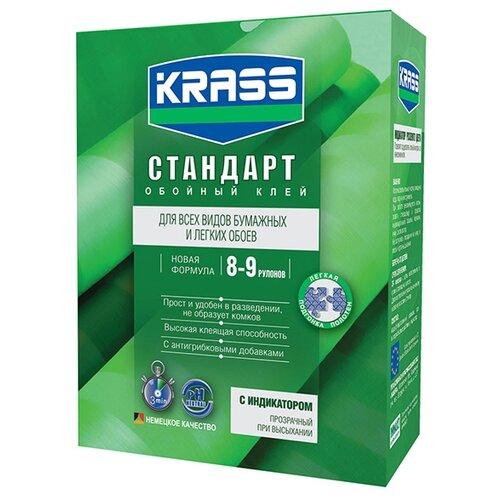 клей для обоев pufas gt vlies direkt 0 325 кг Клей для обоев Krass Стандарт 0.25 кг