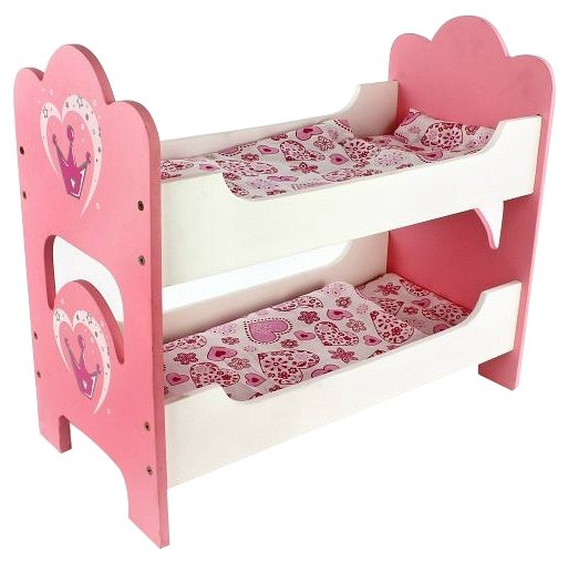 Mary Poppins Кроватка двухспальная Корона (67116)