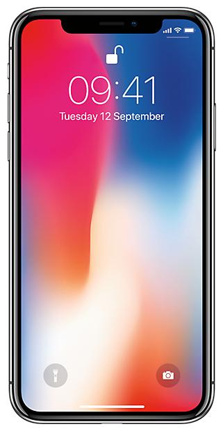 Купить Смартфон Apple iPhone X 64GB серый космос (MQAC2RU/A) по низкой цене с доставкой из Яндекс.Маркета (бывший Беру)