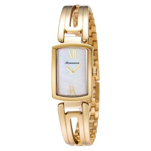 Наручные часы ROMANSON RM6A10LLG(WH) наручные часы romanson rl3239lg wh wh