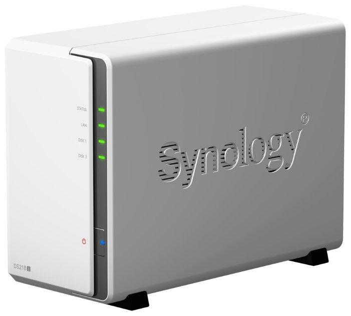 Сетевое хранилище Synology DS218j