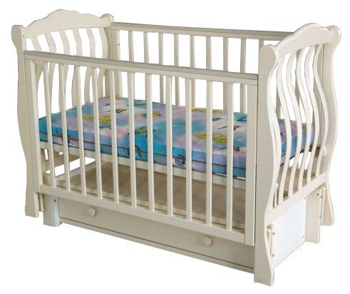 Кроватка Esperanza Sonja 7.2 (продольный маятник)