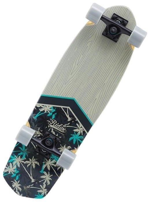 Ridex Круизер деревянный Tropic 28.5х8.25