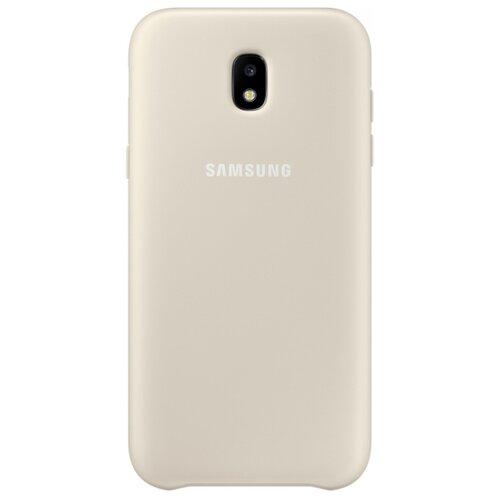 Чехол Samsung EF-PJ530 для Samsung Galaxy J5 (2017) золотистый чехол lp для samsung j5 2017 0l 00035119 черный