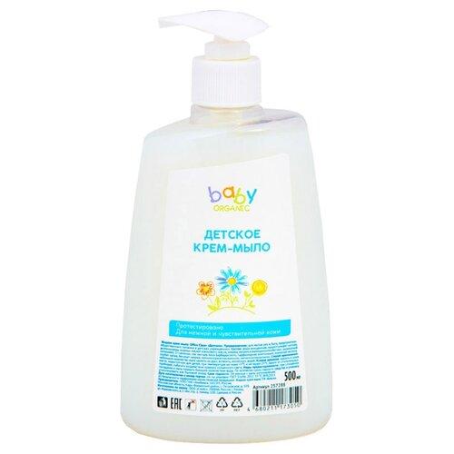 Купить OfficeClean Крем-мыло жидкое с дозатором, 500 мл, Средства для купания