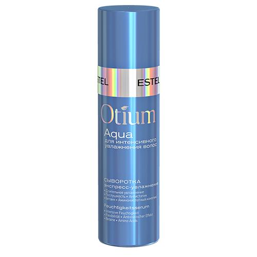 """Estel Professional OTIUM AQUA Сыворотка для волос """"Экспресс-увлажнение"""", 100 мл"""