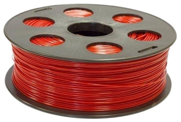 ABS пруток 3Dquality 1.75 мм красный