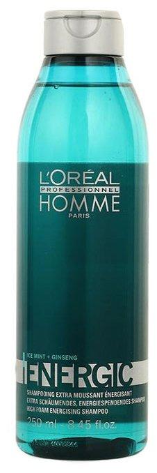 L'Oreal Professionnel шампунь Homme Energic
