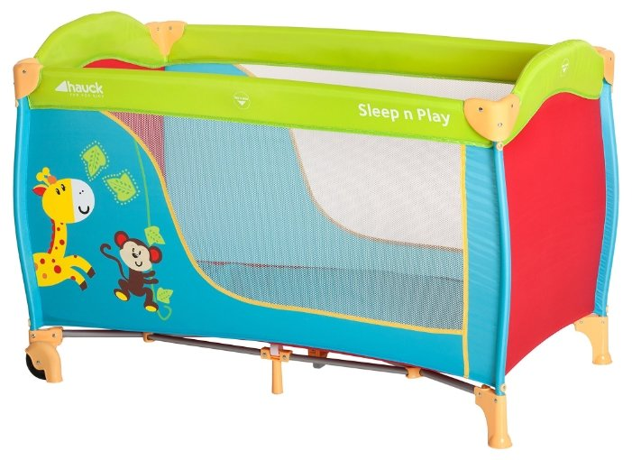 Манеж-кровать Hauck Sleep n Play Go
