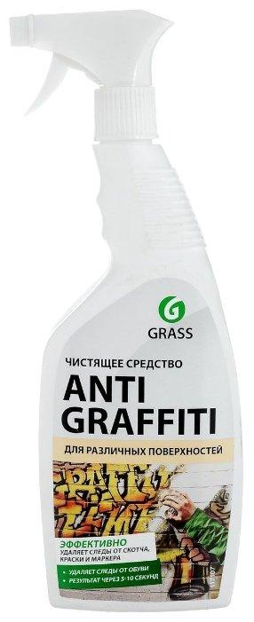 GraSS Чистящее средство Antigraffiti 0.6 л