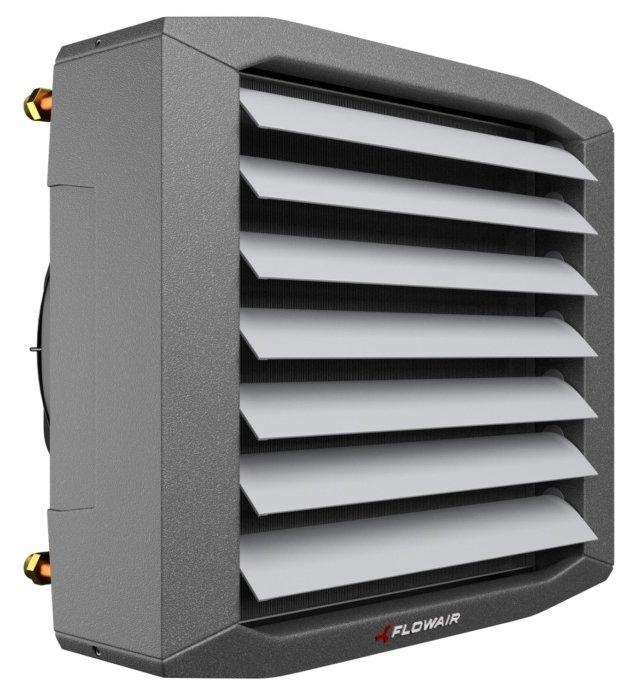 Водяной тепловентилятор Flowair LEO FB 45V