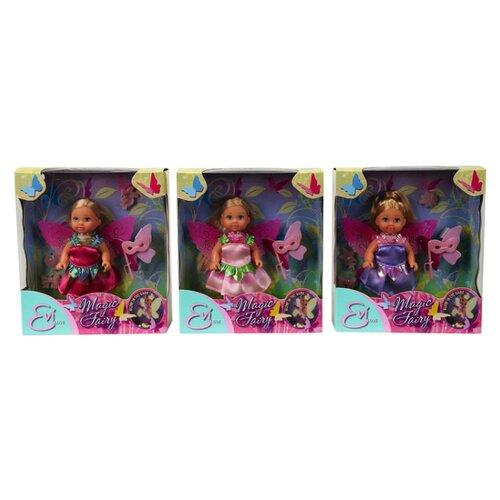 Купить Кукла Simba Еви-фея 12 см 5736592, Куклы и пупсы