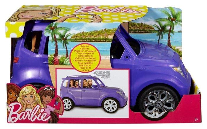 Barbie внедорожник (DVX58)
