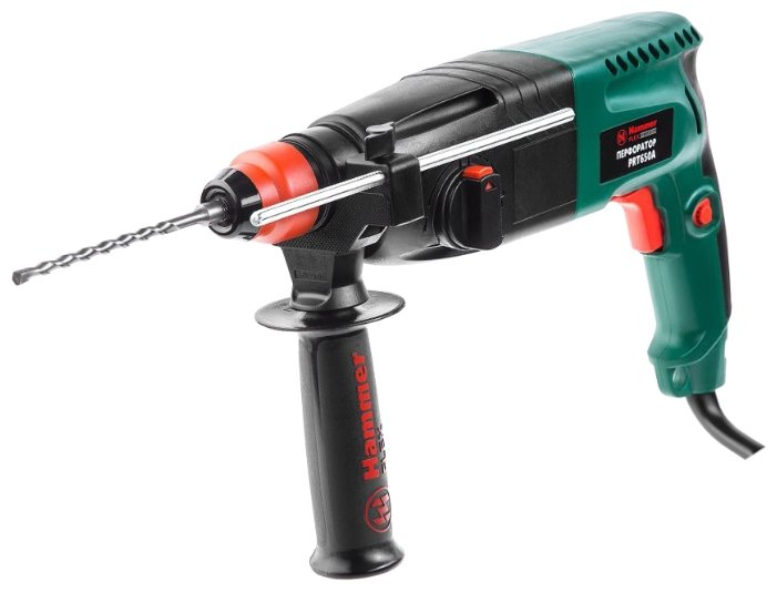Перфоратор сетевой Hammer PRT 650 A (2.2 Дж)