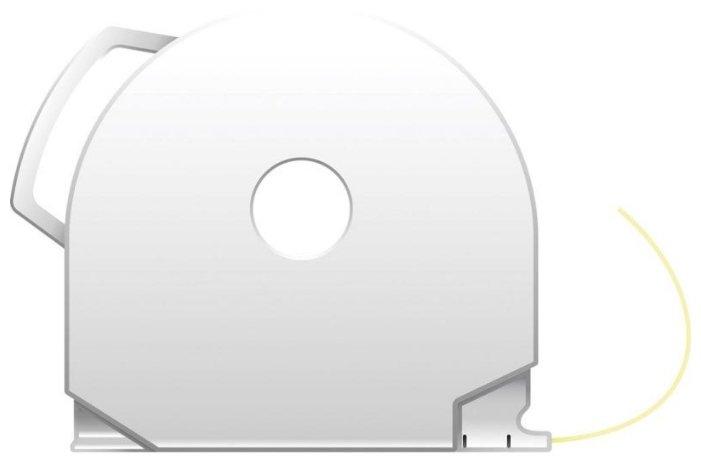 PLA пруток 3D Systems CubePro 1.75 мм ненасыщенный жёлтый
