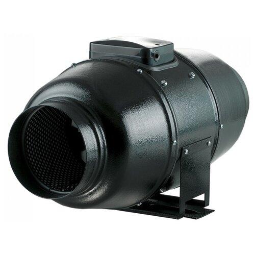 Канальный вентилятор VENTS ТТ Сайлент-М 100 черный