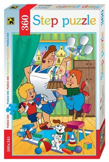 Пазл Step puzzle Союзмультфильм Весёлый праздник (73005), 360 дет.