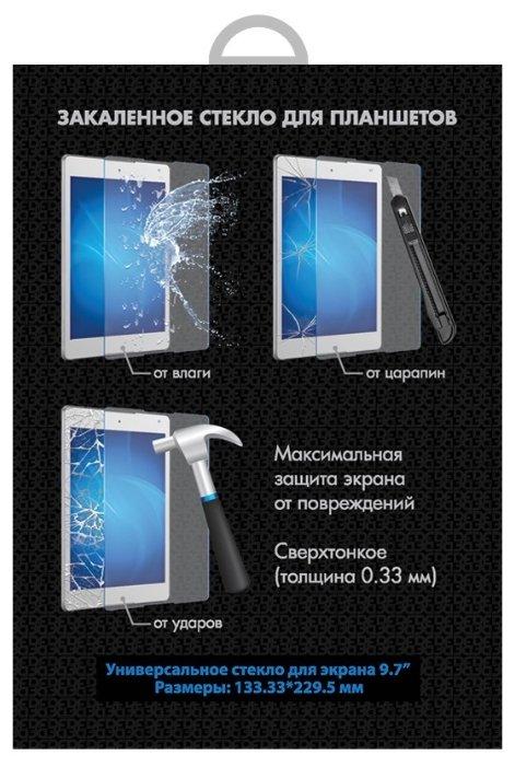 Защитное стекло DF Uni-11 универсальное 9,7