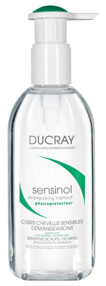 Ducray шампунь Sensinol