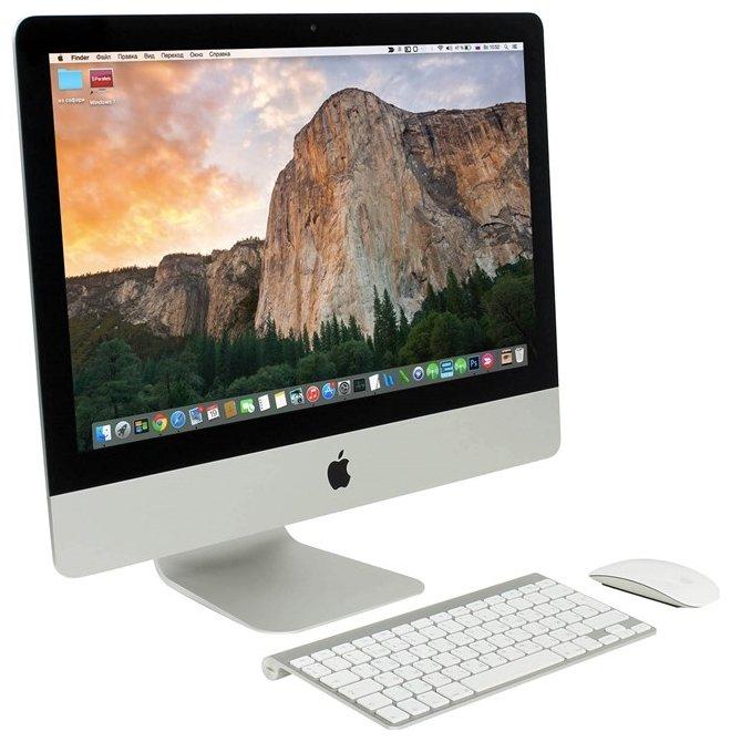 Моноблок 21.5`` Apple iMac (середина 2014 г.)