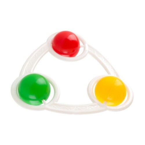 Купить Погремушка Пластмастер Созвездие желтый/зеленый/красный, Погремушки и прорезыватели