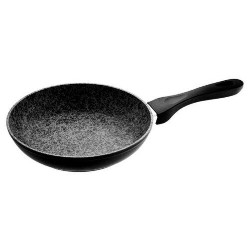 Сковорода Alpenkok AK-0055A/28N 28 см, черный/серый