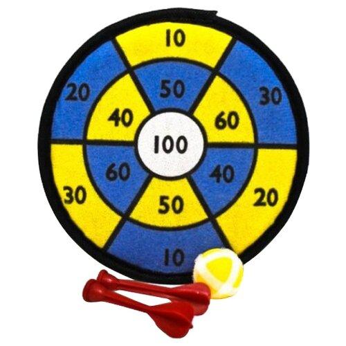 Купить Набор для игры в дартс Shantou Gepai на липучках (BH092-P96), Спортивные игры и игрушки
