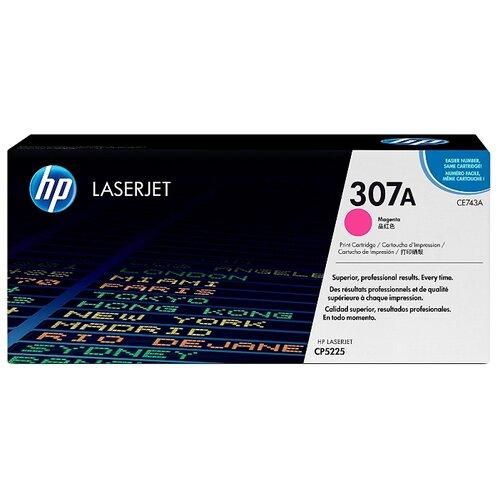 цена на Картридж HP CE743A