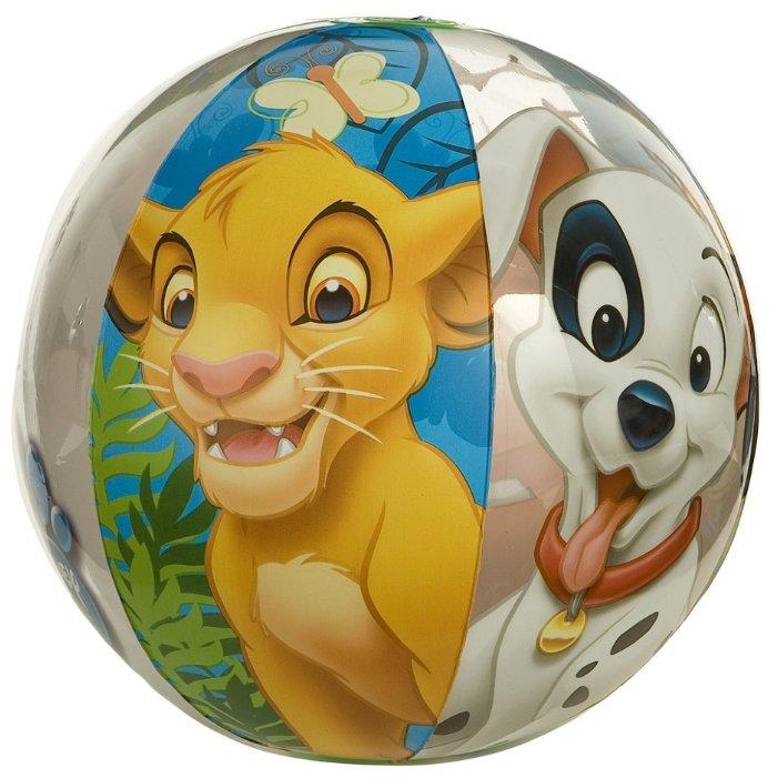 Надувной мяч Intex Дисней 58045