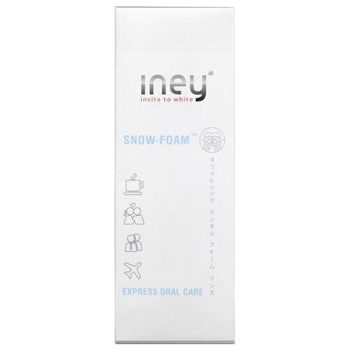 Iney ополаскиватель SNOW-FOAM 50 млПолоскание и уход за полостью рта<br>