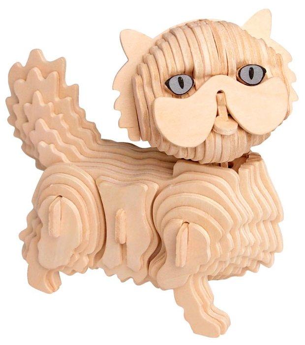 Купить Сборная модель Чудо-Дерево Кот Баюн (M048) по низкой цене с доставкой из Яндекс.Маркета
