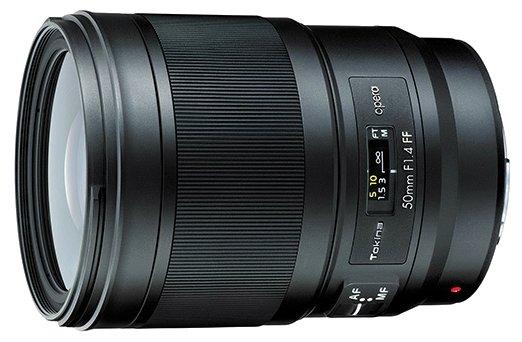 Объектив Tokina Opera 50mm f/1.4 FF Canon EF - Отзывы