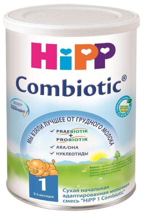 Смесь HiPP 1 Combiotic (0-6 месяцев) 800 г