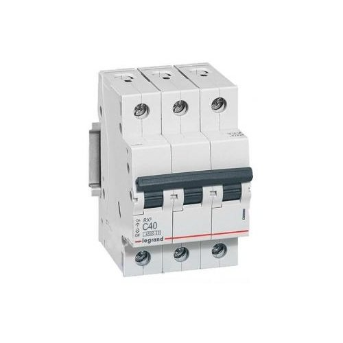 Автоматический выключатель Legrand RX3 3P (C) 4,5kA 32 ААвтоматические выключатели<br>