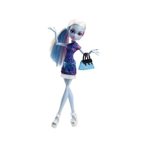 Кукла Monster High Скариж город страхов Эбби Боминейбл, 27 см, Y0393 Куклы и пупсы