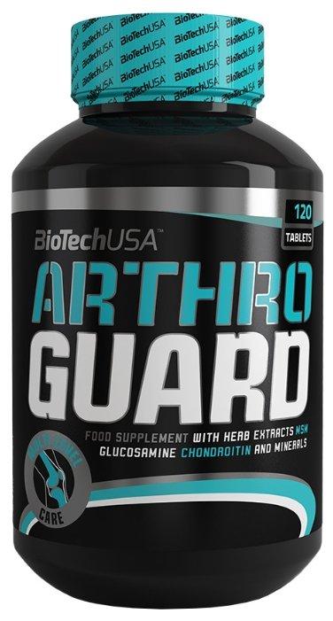 Препарат для укрепления связок и суставов BioTechUSA Arthro Guard 120 шт.