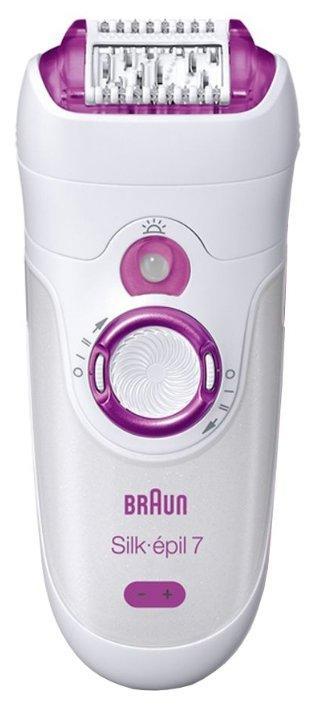 Эпилятор Braun 7-375 Silk-epil 7