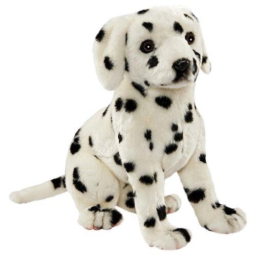 Купить Мягкая игрушка Hansa Далматинец сидящий 30 см, Мягкие игрушки