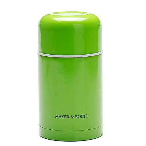 Фото - Термос для еды MAYER & BOCH 26635 / 36, 0.8 л зеленый термос для еды mayer and boch 1 8 л 23719