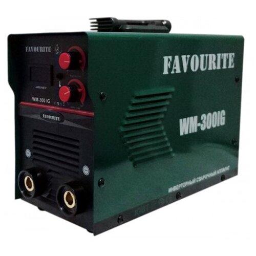 цена на Сварочный аппарат FAVOURITE WM-300IG (MMA)