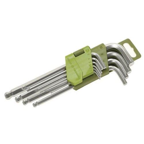 Набор имбусовых ключей Дело Техники (9 предм.) 562091 набор отверток дело техники 728040